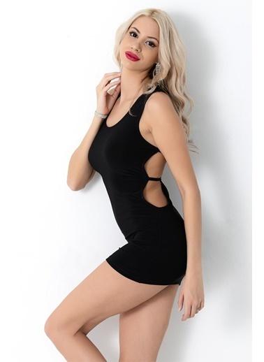 Miorre Ev Elbisesi Siyah
